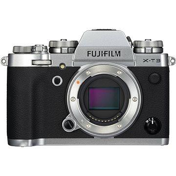 Fujifilm X-T3 tělo stříbrný (16589113)