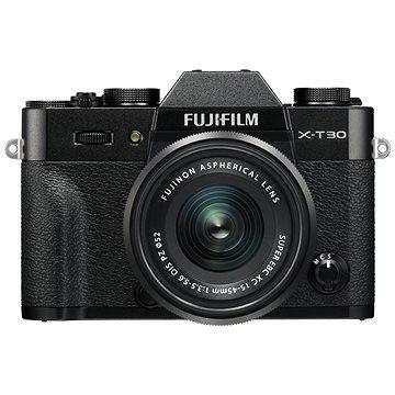 Fujifilm X-T30 černý + XC 15-45mm (16619267)