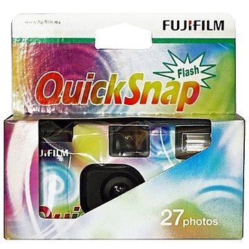 Fujifilm QuickSnap duhový 400/27 (7130784)