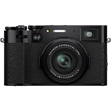 Fujifilm FinePix X100V černý