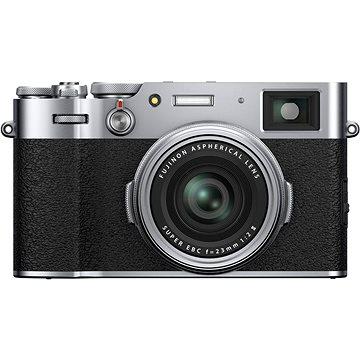 Fujifilm FinePix X100V stříbrný
