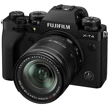 Fujifilm X-T4 + 18-55 mm černý (16650742)