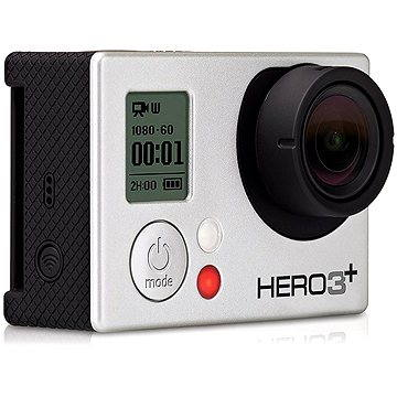 GOPRO HD HERO3+ Silver Edition (818279010855)