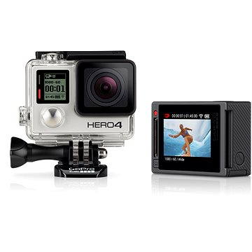 GOPRO HERO4 Silver Edition (CHDHY-401)