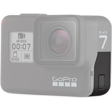 GOPRO Replacement Side Door Black (AAIOD-003)