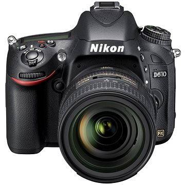 Nikon D610 + Objektiv 24-85 AF-S VR (VBA430K001) + ZDARMA Grafická aplikace ZONER Photo Studio X (DE) Grafická aplikace ZONER Photo Studio X (EN) Fotobatoh Rollei Canyon L - 35L šedivo-oranžový