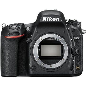 Nikon D750 tělo (VBA420AE) + ZDARMA Grafická aplikace ZONER Photo Studio X (DE) Grafická aplikace ZONER Photo Studio X (EN) Fotobatoh Rollei Canyon L - 35L šedivo-oranžový