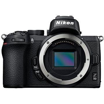 Nikon Z50 + FTZ adaptér (VOA050K003 )