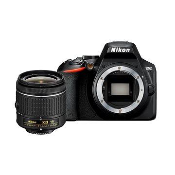 Nikon D3500 černý + 18-55mm VR (VBA550K001)