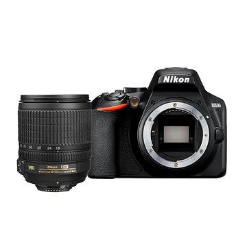 Nikon D3500 černý + 18-105mm VR (VBA550K003)