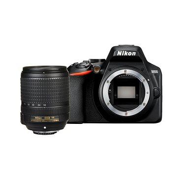 Nikon D3500 černý + 18-140mm VR (VBA550K004)