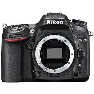 Nikon D7100 černý BODY (VBA360AE) + ZDARMA Brašna Nikon CF-EU11