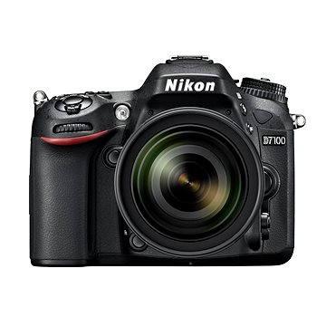 Nikon D7100 černý + objektiv 18-105 AF-S DX VR (VBA360K001)