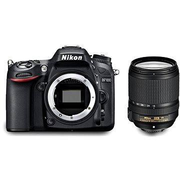 Nikon D7100 černý + objektiv 18-140 AF-S DX VR (VBA360K002)