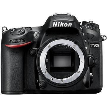 Nikon D7200 tělo černé (VBA450AE) + ZDARMA Grafická aplikace ZONER Photo Studio X (DE) Grafická aplikace ZONER Photo Studio X (EN)
