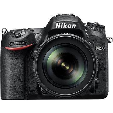 Nikon D7200 černý + Nikkor 10-24mm F3.5-4.5G AF-S DX