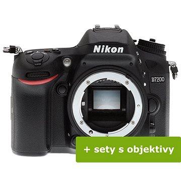 Nikon D7200 + ZDARMA Grafický software Zoner Photo Studio 18 PRO