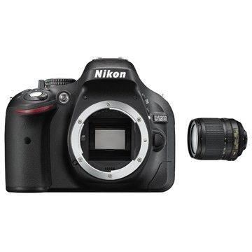 Nikon D5200 + Objektiv 18-105 AF-S DX VR (VBA350K005) + ZDARMA Brašna Nikon CF-EU11