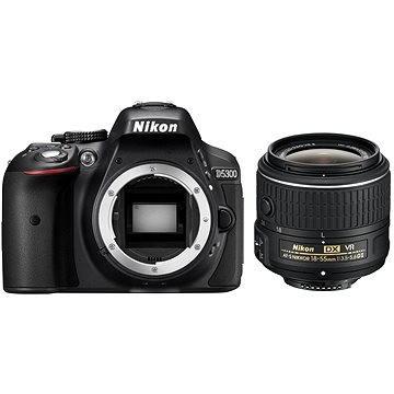 Nikon D5300 + Objektiv 18-55 AF-S DX VR II (VBA370K003)