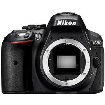 Nikon D5300 + Objektiv 18-105 AF-S VR (VBA370K004) + ZDARMA Poukaz Elektronický dárkový poukaz Alza.cz v hodnotě 1000 Kč, platnost do 28/2/2017