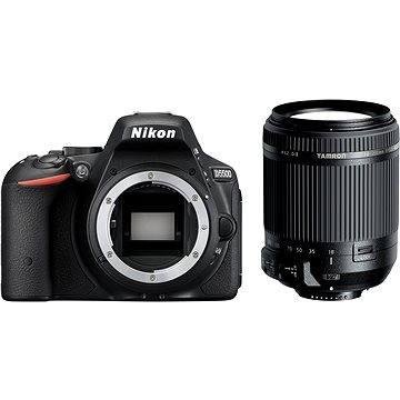 Nikon D5500 černý + Tamron 18-200mm F3.5-6.3 Di II VC