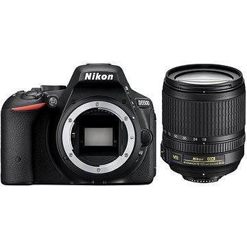 Nikon D5500 + Objektiv 18-105 AF-S DX VR (VBA440K004) + ZDARMA Poukaz Elektronický dárkový poukaz Alza.cz v hodnotě 1000 Kč, platnost do 28/2/2017