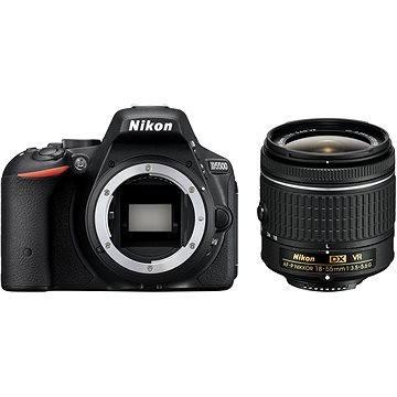 Nikon D5500 + Objektiv 18-55 AF-P VR (VBA440K006) + ZDARMA Brašna Nikon CF-EU11