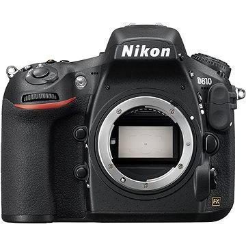 Nikon D810 tělo černé (VBA410AE) + ZDARMA Fotobatoh Rollei Canyon L - 35L šedivo-oranžový Příslušenství Terronic Odrazná deska 5-in-1 / 80cm
