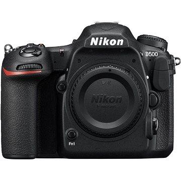 Nikon D500 tělo (VBA480AE) + ZDARMA Grafická aplikace ZONER Photo Studio X (DE) Grafická aplikace ZONER Photo Studio X (EN)