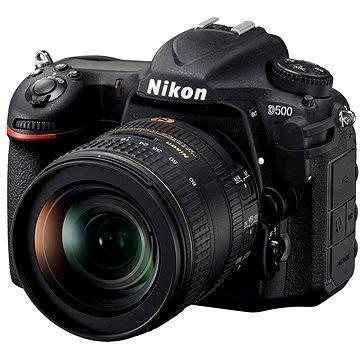 Nikon D500 + 16-80mm f/2.8-4E ED VR (VBA480K001) + ZDARMA Grafický software Zoner Photo Studio 18 PRO