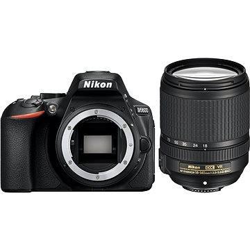 Nikon D5600 + 18-140mm F3.5-5.6 VR (VBA500K002)