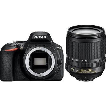 Nikon D5600 + 18-105mm VR (VBA500K003) + ZDARMA Paměťová karta Lexar 32GB SDHC 200x Premium (Class 10)