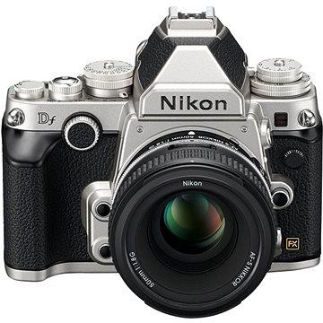 Nikon DF tělo stříbrné (VBA381AE)