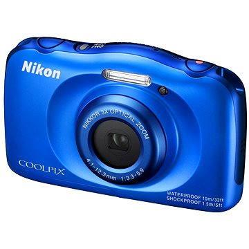 Nikon COOLPIX S33 modrý (VNA851E1)