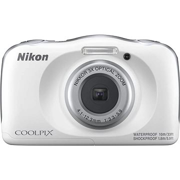 Nikon COOLPIX W150 bílý backpack kit (VQA110K001)