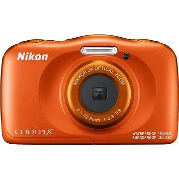 Nikon COOLPIX W150 oranžový backpack kit (VQA112K001)