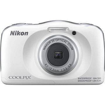 Nikon COOLPIX W150 bílý Holiday kit (VQA110K002)