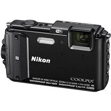 Nikon COOLPIX AW130 černý (VNA840E1)