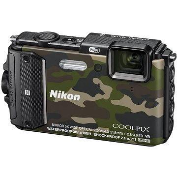 Nikon COOLPIX AW130 maskáčový (VNA843E1)