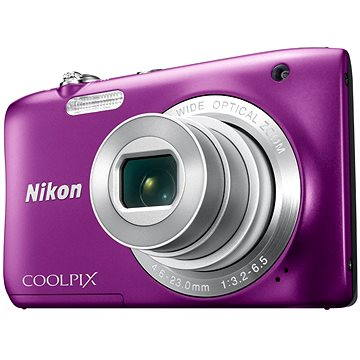 Nikon COOLPIX S2900 purple (VNA833E1)