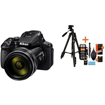 Nikon COOLPIX P900 + Rollei Foto Starter Kit 2