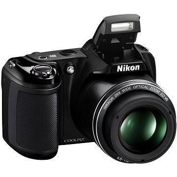 Nikon COOLPIX L340 černý (VNA780E1)