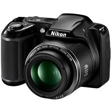 Nikon COOLPIX L340 černý (VNA780K001)