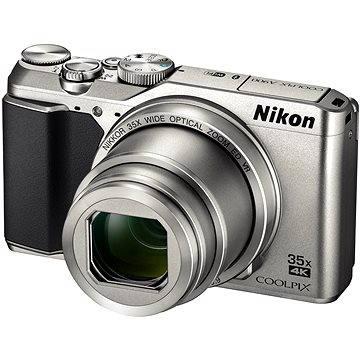 Nikon COOLPIX A900 stříbrný (VNA911E1)