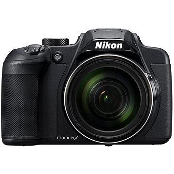 Nikon COOLPIX B700 černý (VNA930E1) + ZDARMA Plnitelný rozprašovač parfémů TRAVALO Refill Atomizer Classic HD 5 ml Titan