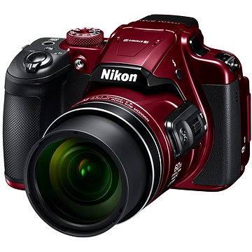 Nikon COOLPIX B700 červený (VNA931E1) + ZDARMA Plnitelný rozprašovač parfémů TRAVALO Refill Atomizer Classic HD 5 ml Titan