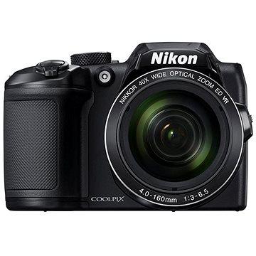 Nikon COOLPIX B500 černý (VNA951E1) + ZDARMA Plnitelný rozprašovač parfémů TRAVALO Refill Atomizer Classic HD 5 ml Titan