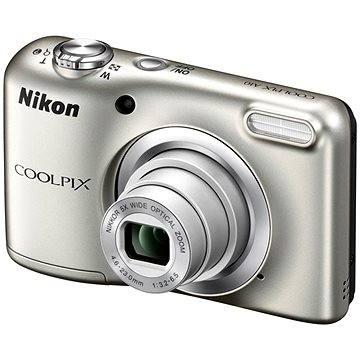 Nikon COOLPIX A10 stříbrný (VNA980E1)