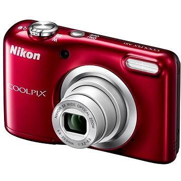 Nikon COOLPIX A10 červený (VNA982E1)