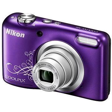 Nikon COOLPIX A10 fialový (VNA983E1)